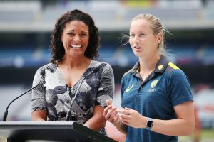 Melanie Jones appointed Cricket Australia's new director