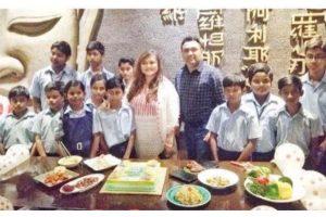 Food festival for kids