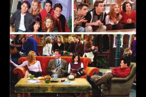 'I'll be there for you'