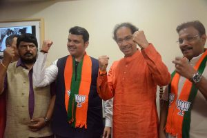 'Next Maharashtra CM will be from our party, swearing-in not anyone's monopoly': Sena