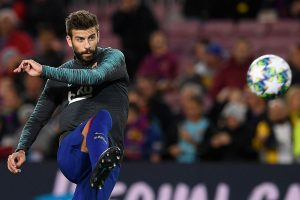 Gerard Pique discloses 30-year-old Barcelona teammate cannot drive