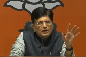 Government to present a tax refund scheme for exporters before the Union Cabinet: Piyush Goyal