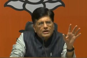 Not privatising Railways, only outsourcing services to provide better facilities: Piyush Goyal