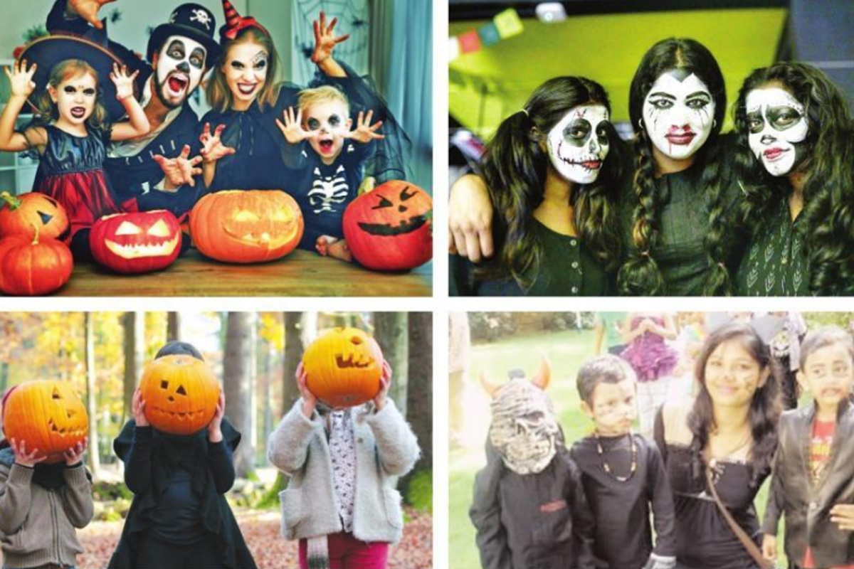 Halloween, Haunted places in Kolkata, Alipore Zoological Park, Writers Building, Rabindra Sarobar Metro Station, Park Street cemetery, Nagerbazar flyover