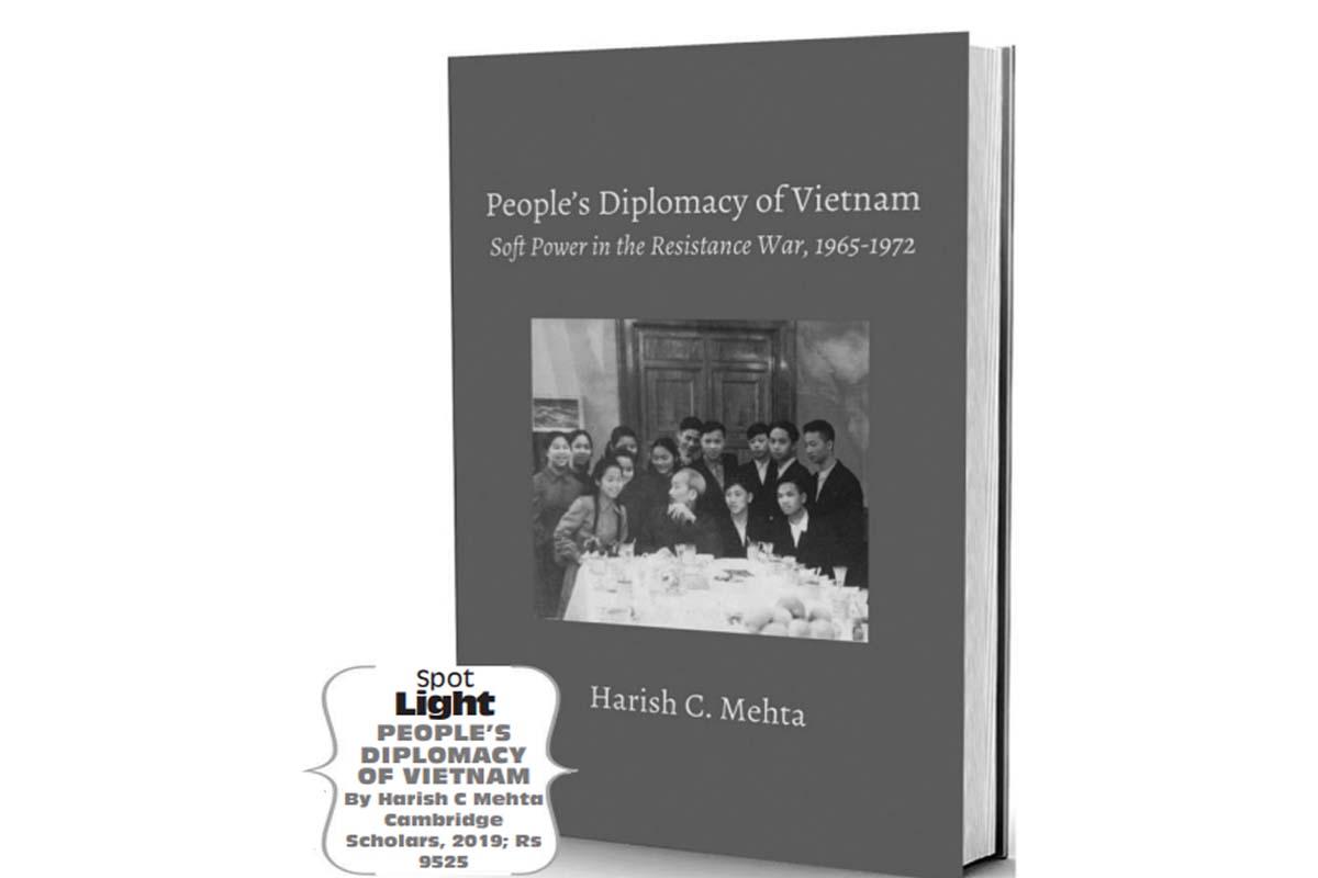 Ho Chi Minh, Harish Mehta, Vietnam, independence, Vietnamese community
