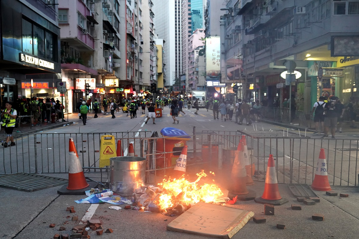 Schools to remain closed as Hong Kong braces for more protests