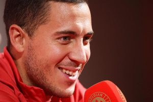 Eden Hazard responds to criticisms, insists he is in good shape