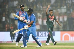 Cyclone 'Maha' might play spoilsport in India-Bangladesh 2nd T20I in Rajkot