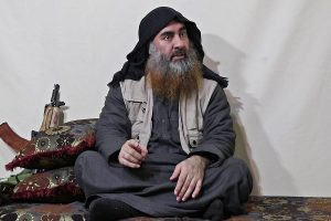 Sister of slain ISIS chief Baghdadi captured in Syria