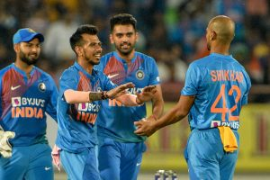 India vs Bangladesh 2nd T20I: Men in Blue need 154 runs to level series