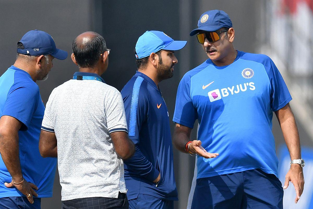 Ravi Shastri, India vs Bangladesh, India,