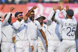 Twilight Training: Indian team to stay in Indore for nets under lights