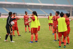 India women play out 1-1 draw against Vietnam