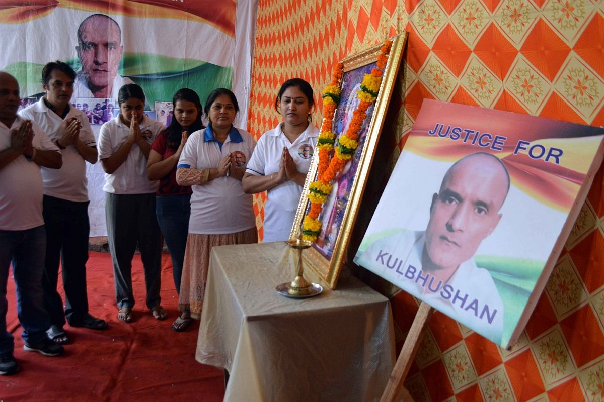Pak to amend Army Act for Kulbhushan Jadhav to appeal in civilian court: Reports