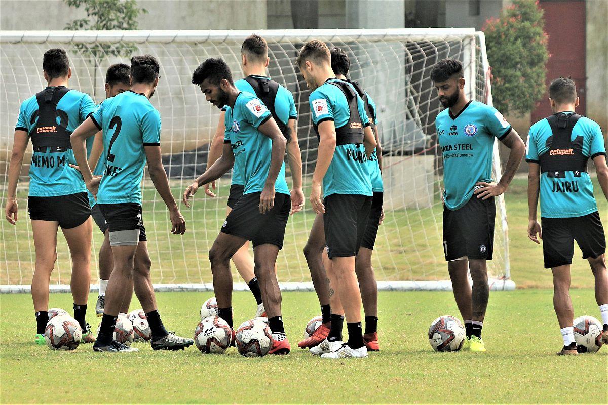 Jamshedpur FC, ATK, ISL 2019-20, ISL, ATK vs Jamshedpur FC