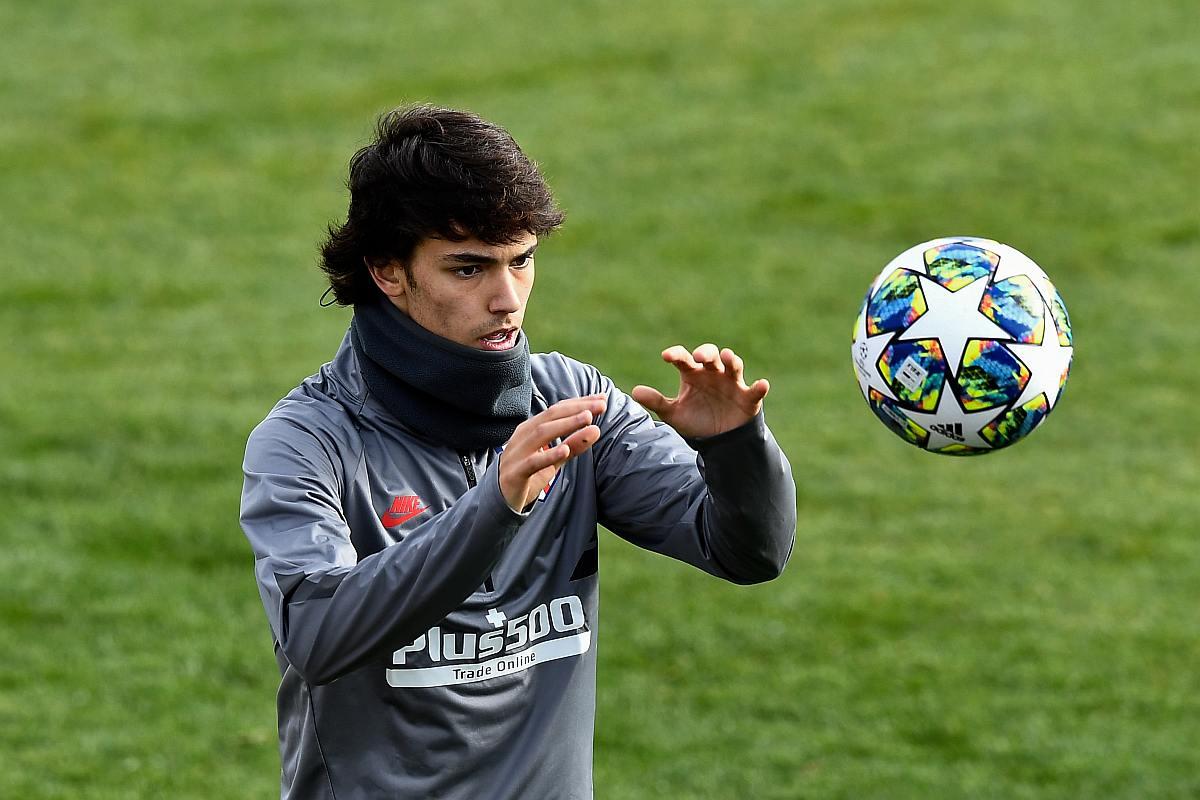 Joao Felix, Jadon Sancho, Jadon Sancho, Golden Boy, Golden Boy award, Atletico Madrid, Portugal, Cristiano Ronaldo
