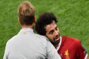 Jurgen Klopp provides injury update on Mohamed Salah ahead of Champions League clash with Napoli