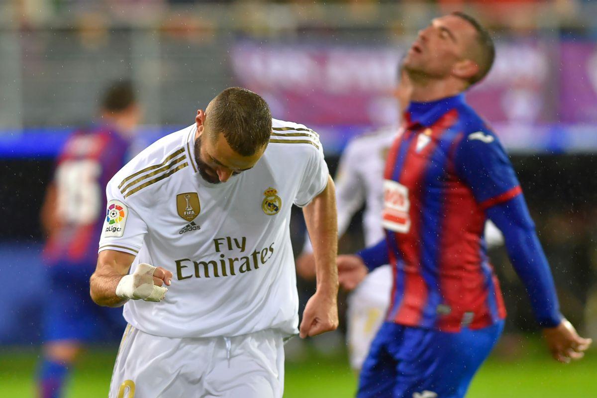 La Liga 2019-20, Karim Benzema, Real Madrid, Eibar, Real Madrid vs Eibar,