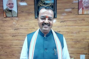 UP Deputy CM Keshav Maurya writes to Yogi about scam in LDA