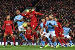 Players will not get 'extra boost': Georginio Wijnaldum on playing without fans