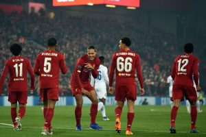 UEFA Champions League Update: Liverpool beat Genk 2-1 to claim top spot in Group E