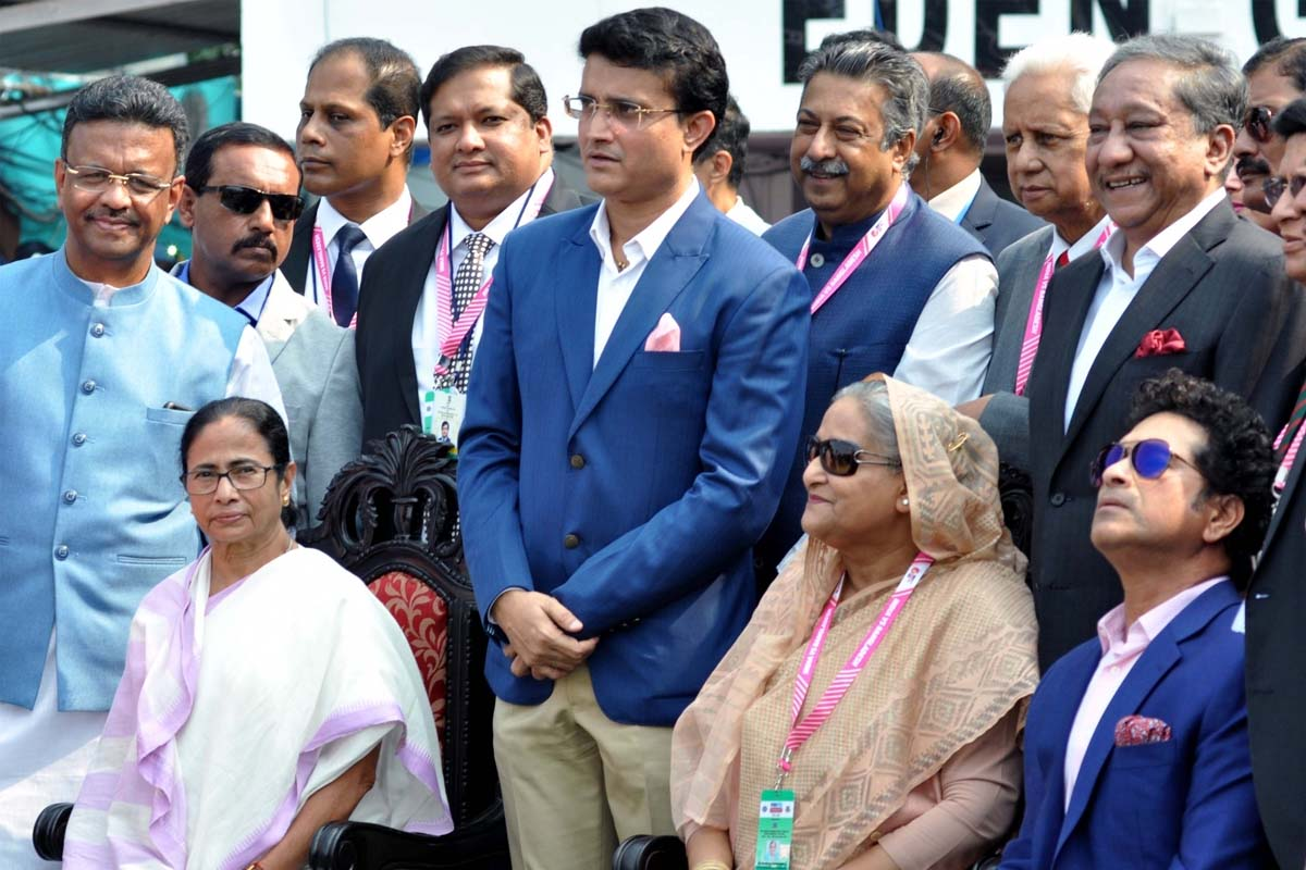 Sourav Ganguly, BCCI president Sourav Ganguly, Virat Kohli, Ganguly wants India to play pink-ball Test in every series, pink-ball Test, Day-Night Test, India vs Bangladesh pink-ball Test, India vs Bangladesh Day Night Test, IND vs BAN