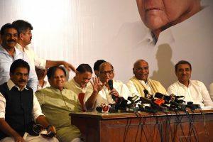 'Will form govt in Maharashtra along with Shiv Sena, NCP': Congress after Ajit Pawar shocker
