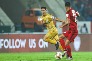 ISL Update: Mumbai City FC hold NorthEast United to 2-2 draw