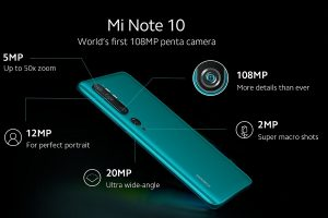 Mi Note 10 With 108MP Camera Set to Launch Today: Here's How to Watch Live; What to Expect