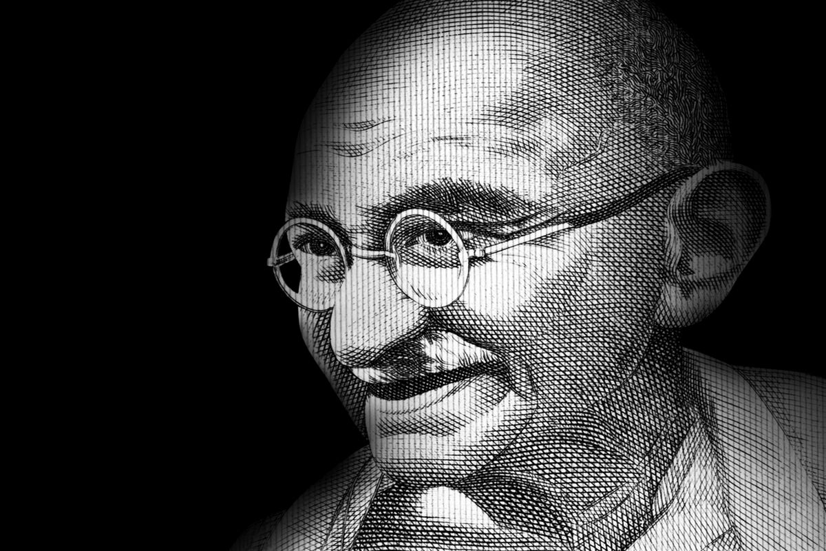 Mahatma's medical legacy, Gandhi, Mahatma Gandhi, Return to Gandhi, Non-violence