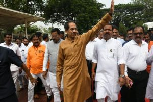 Maha Vikas Aghadi passes floor test amid uproar in assembly, BJP stages walkout