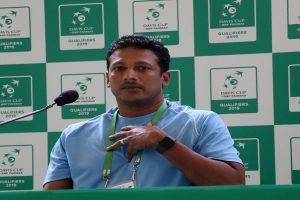 Bhupathi says he is still captain and available for Pakistan tie