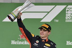 Max Verstappen wins Brazil Grand Prix