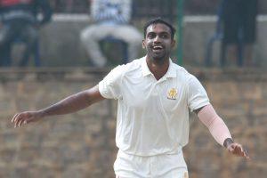 Mushtaq Ali semifinal: Mithun takes 5 wickets in an over as Karnataka thrash Haryana
