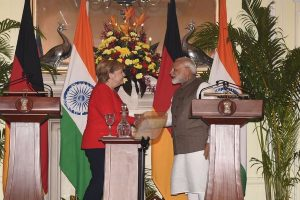Germany's expertise will help build 'New India': PM Modi after talks with Merkel