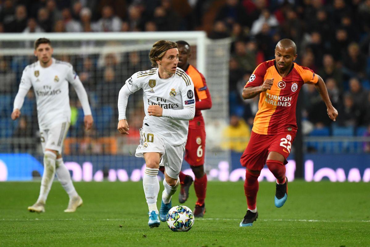 Real Madrid, Chelsea, Luka Modric, Tottenham Hotspur