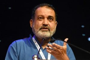 'IT companies may cut 30,000-40,000 mid-level jobs this year,' says Mohandas Pai
