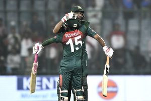 India vs Bangladesh: Visitors choke hosts for maiden T20 win