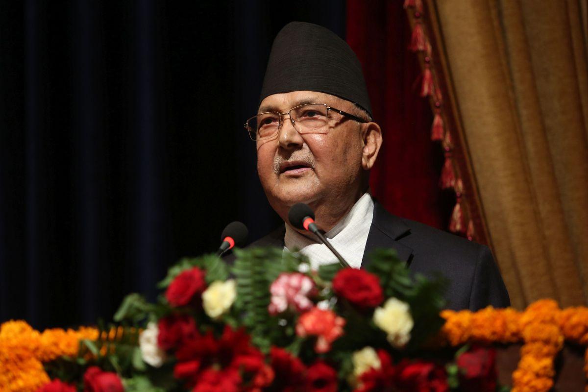 K.P. Sharma Oli