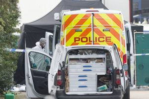 39 migrants found dead in Essex lorry confirmed as Vietnamese nationals