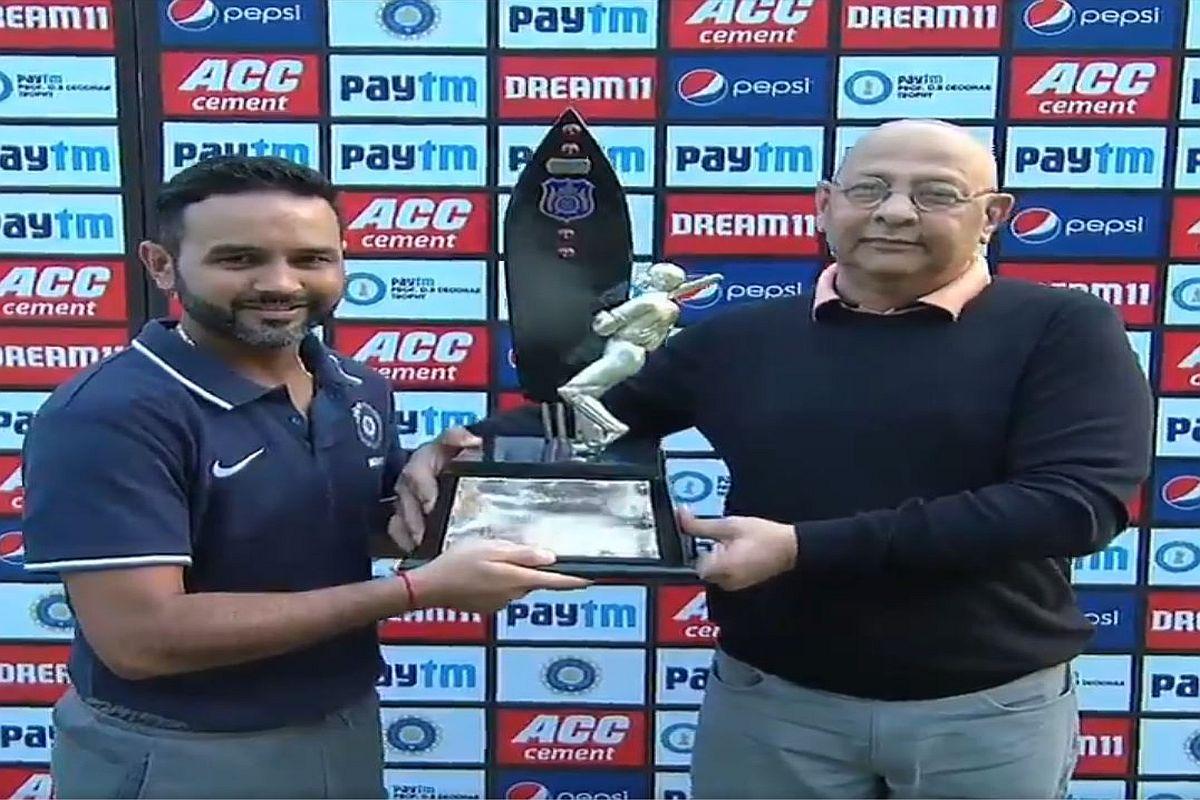 Shubman Gill, India B, India C, Deodhar Trophy, Deodhar Trophy final, India B vs India C, India C vs India B, Shahbaz Nadeem, Virat Kohli