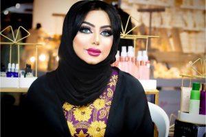 Asma Aldosari possesses unique event management skills