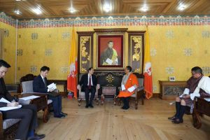 Chinese envoy to India makes quiet visit to Bhutan