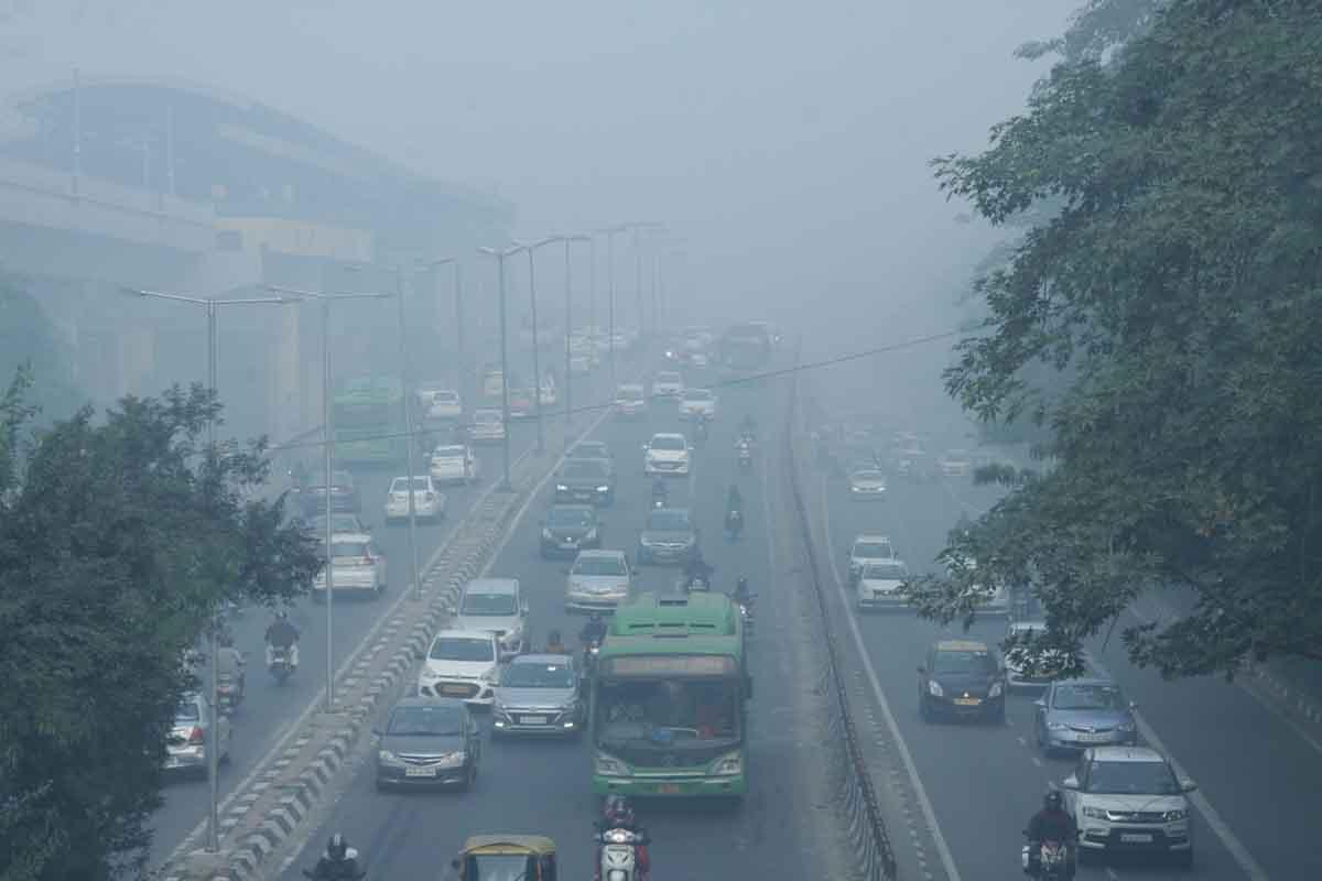 Delhi pollution, India, Hans Dannenberg Castellanos, Delhi, Punjab
