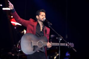 Fahmil Khan chased his dreams to become a sought after singer