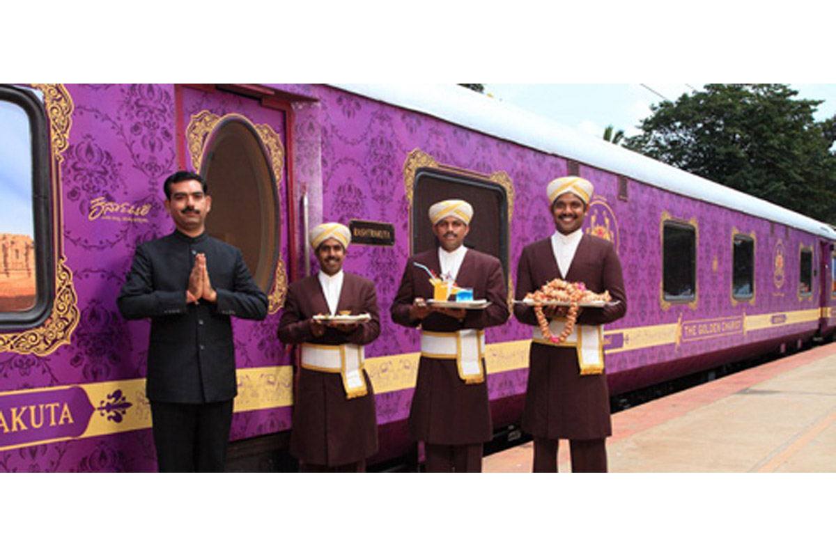 IRCTC inks pact with KSTDC to restart Golden Chariot luxury train