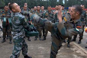 India, China to hold joint military exercise to counter terror