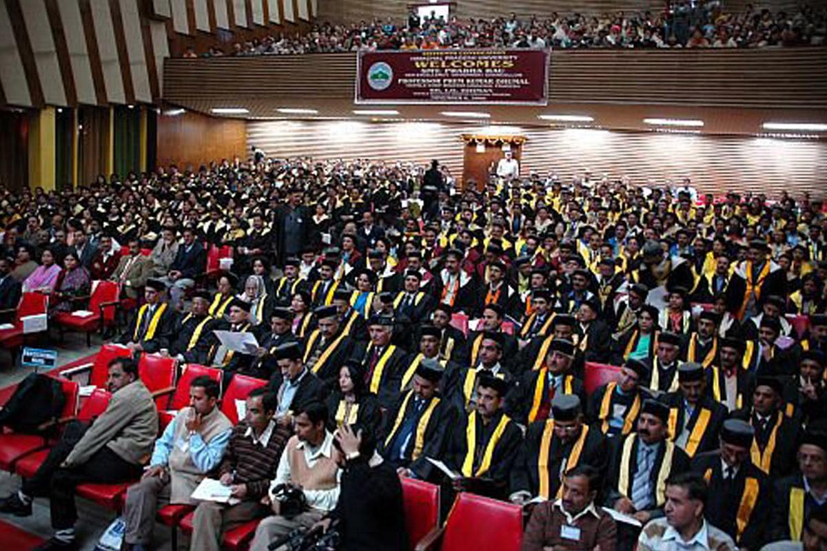 HP University, Shimla, Himachal Pradesh University, Himachali, UGC, Himachal, Himachal Pradesh, Bandaru Dattatreya, Jai Ram Thakur