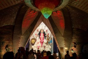 The legends of Jagadhatri Puja