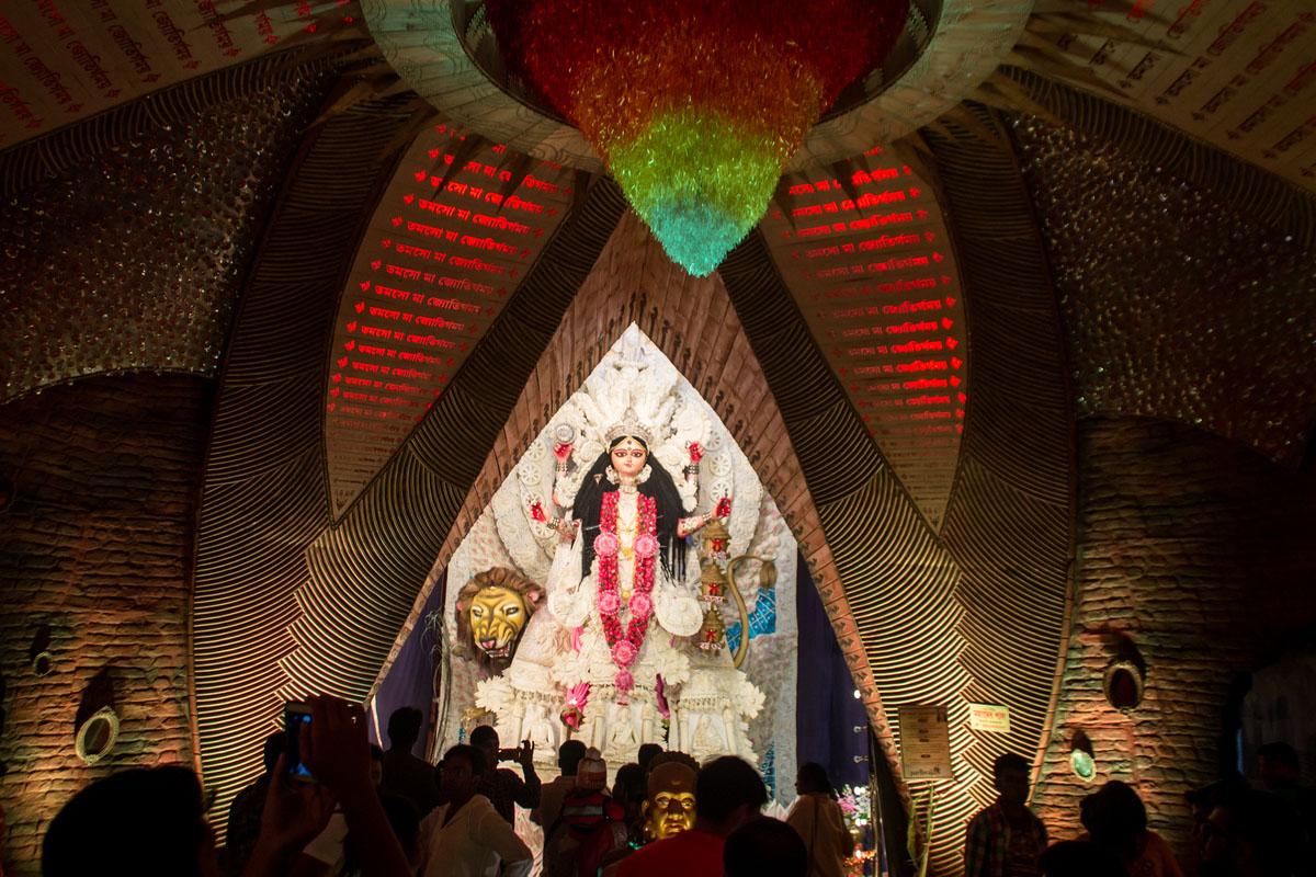 Jagadhatri Puja, Bengal, Durga Puja, Laxmi, Kali Puja, Goddess Durga, West Bengal